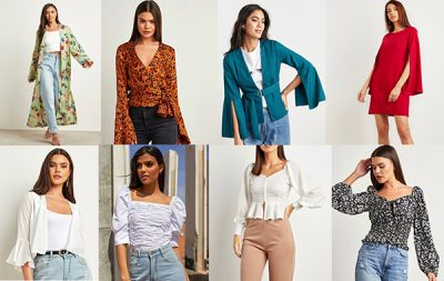 Wear your heart on your sleeves with this Spring collection from Styli Shop