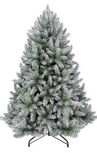 frosted Christmas tree VoucherCodesuae