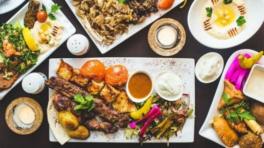 Flavorful cuisines from Deliveroo lebanese