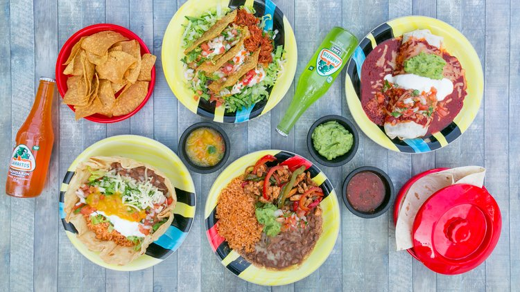 Flavorful cuisines from Deliveroo - mexican