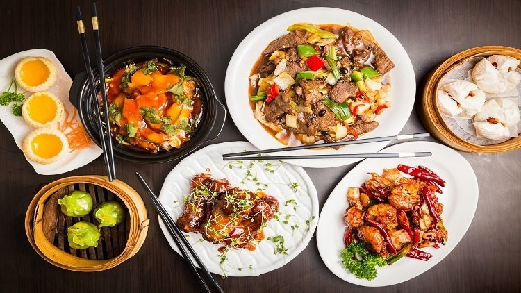 Flavorful cuisines from Deliveroo - chinese