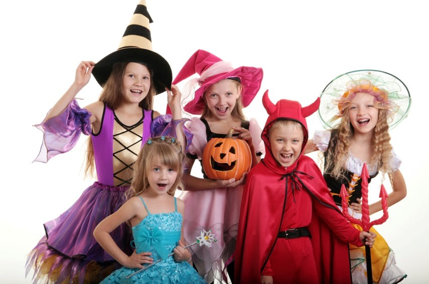helloween kids