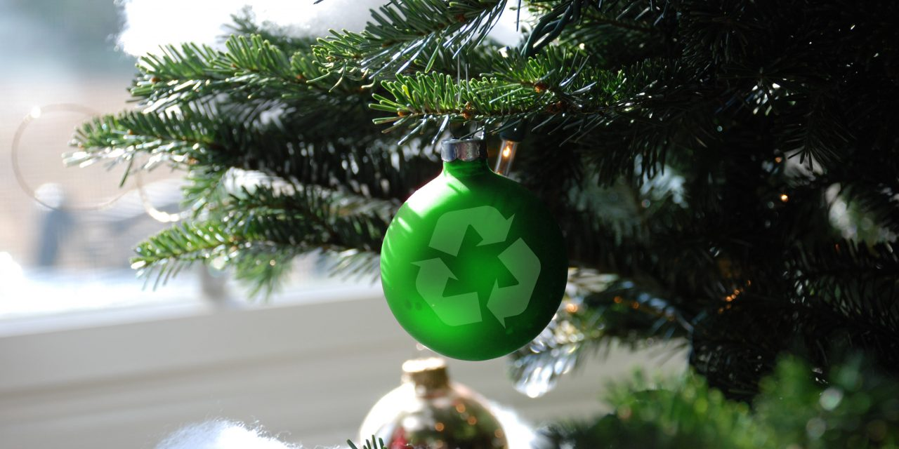 Eco-friendly Christmas is the new stylish statement