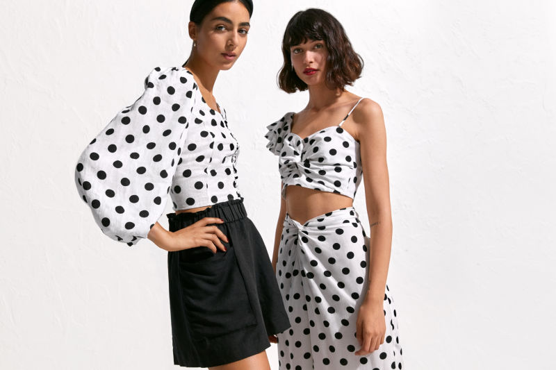 the best h&m 80s style
