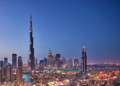 burj khalifa 10 year anniversary