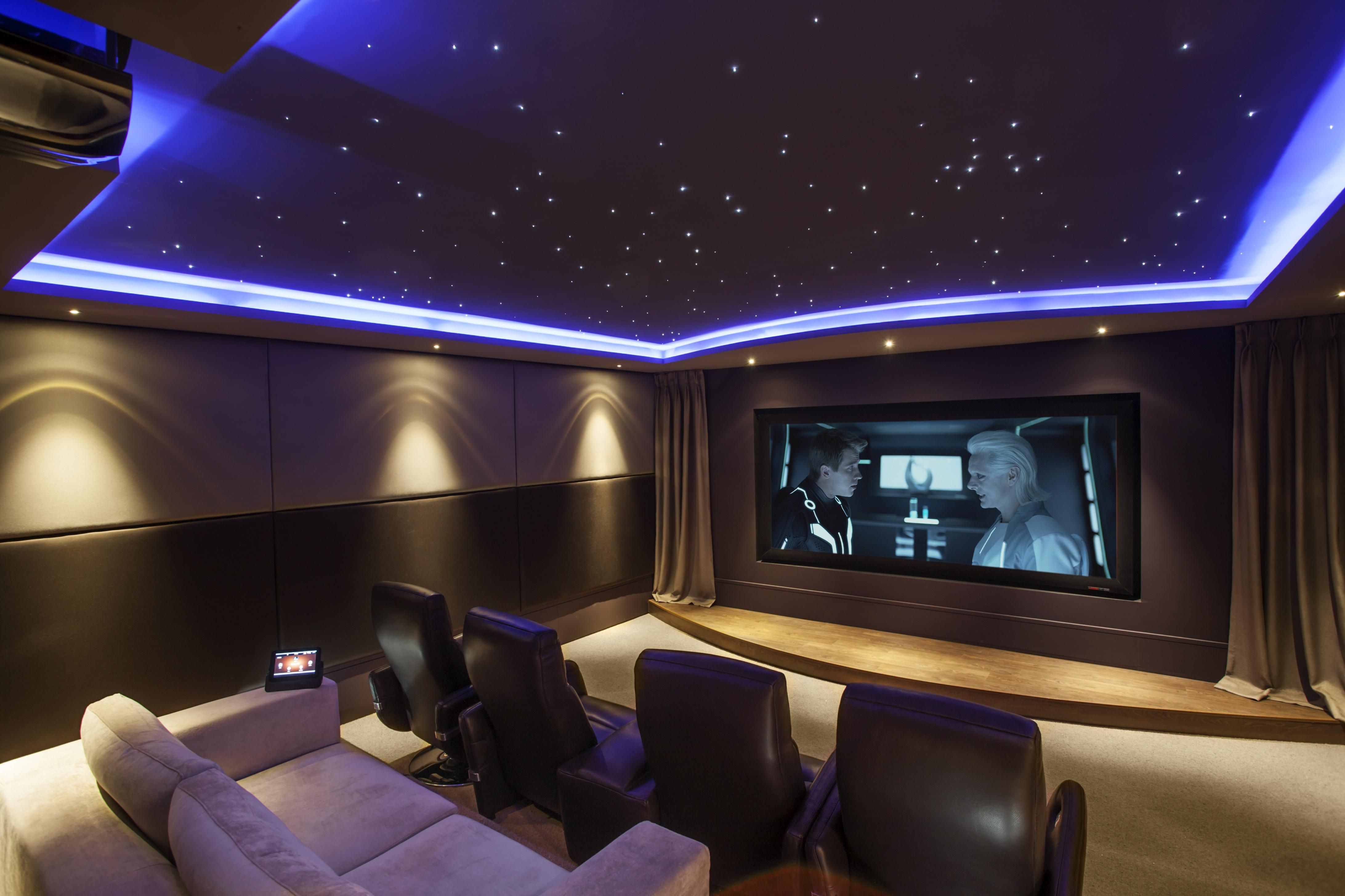 Transform your living room into your own personal movie theater