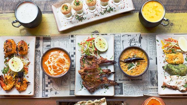 Flavorful cuisines from Deliveroo Indian