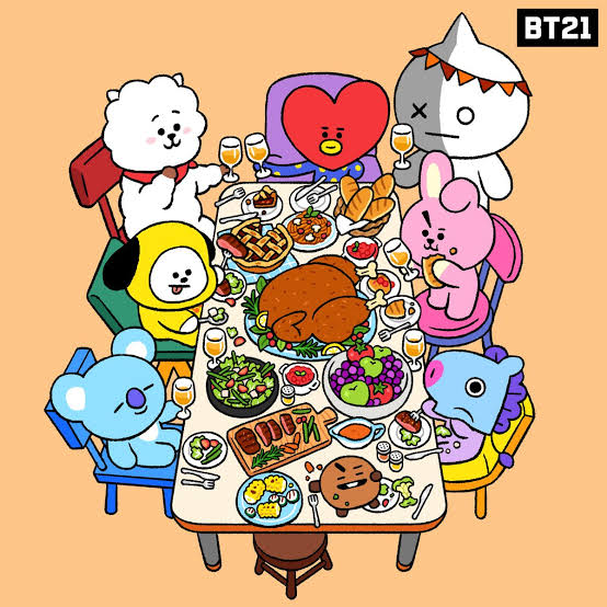 BTS fans! These BT21 merch on Amazon are 'Dope'