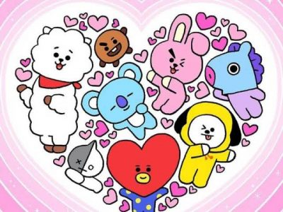 BT21 Amazon and other K-pop codes!