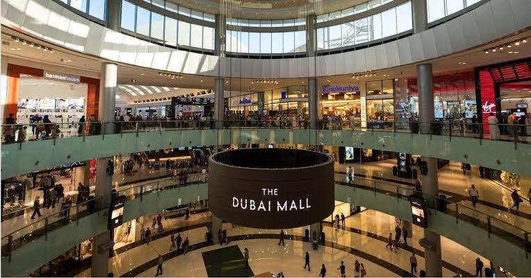 The Dubai mall - shopping festival offers