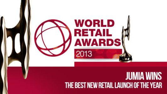 Jumia retail award