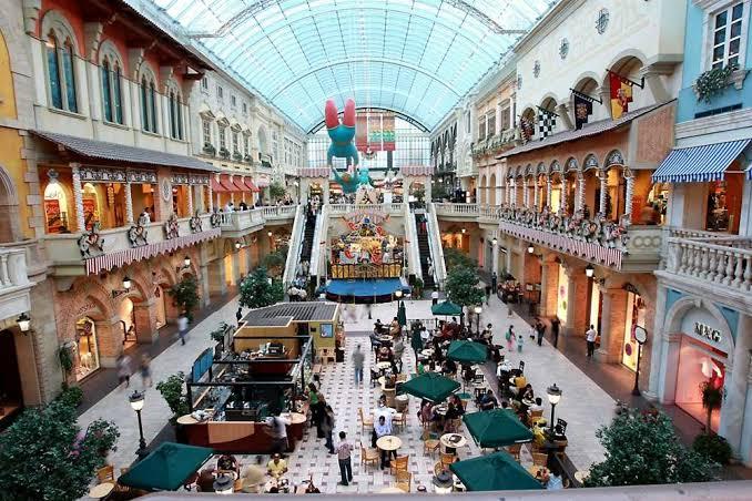 Shopping festival 2020 in Dubai