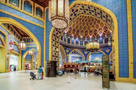 Shopping festival at Dubai - Ibn Battuta Mall