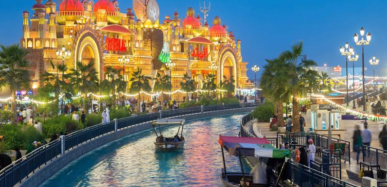 What is the shopping festival at dubai? - Global Village