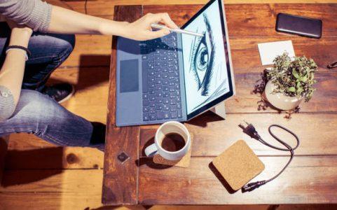 how to start digital art chosing tablet