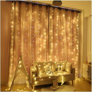 Light Curtains - Festive decorations
