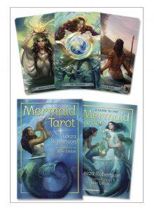 mermaid tarot pack Pisces