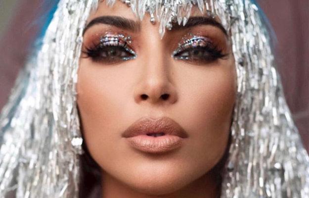 Kim Kardashian Met Gala brown lipstick VoucherCodesUAE