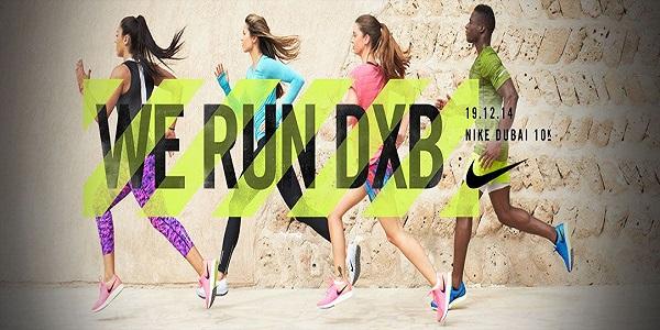 Dubai 10K Run Festival- Just Do It!