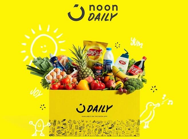 noon daily groceries