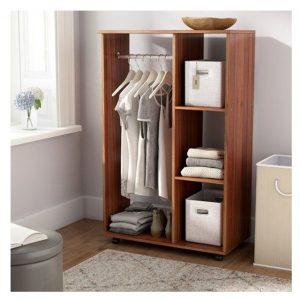 Modest closet