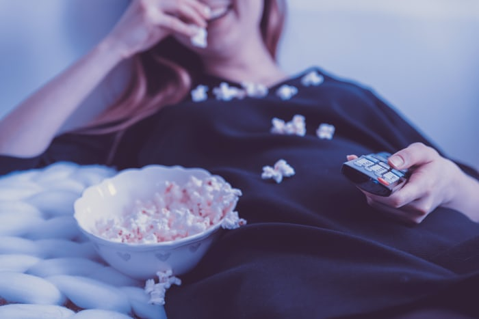 best products for binge-watching night