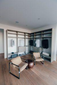Closet type