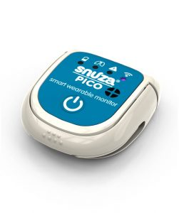 Smart baby gadgets - Smart wearable baby monitor