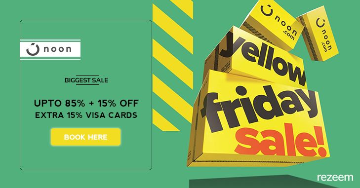 Check Yellow Friday Vouchercodes out!