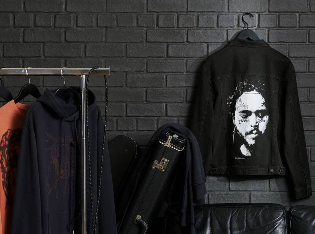 Post Malone X H&M review