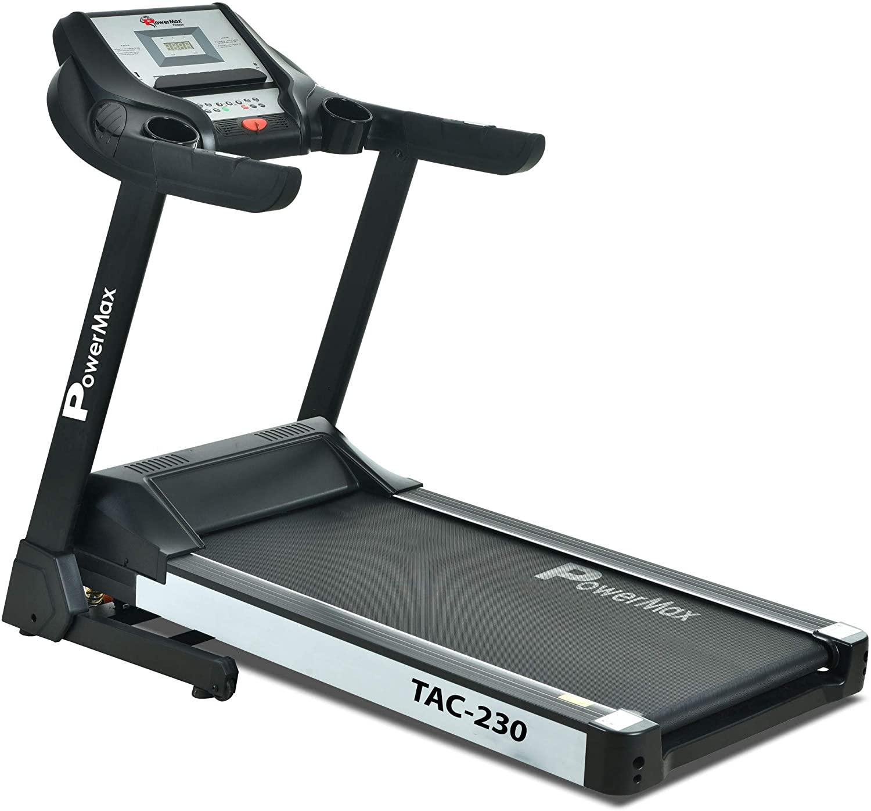 The best treadmills in UAE: Powermax treadmill