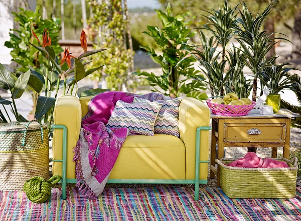 Home Decorations With New Spring 2015 Trends that Inspire