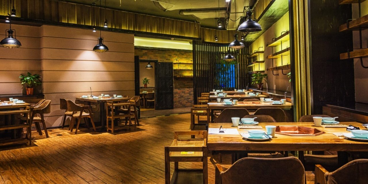 Experience the finest dining options around La Perle