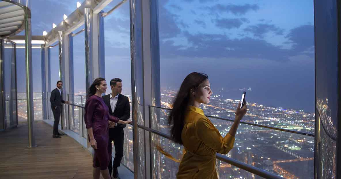 Burj Khalifa gets another world record so here are the fun facts