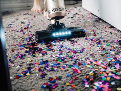 House party essentials - Vacuum cleaner