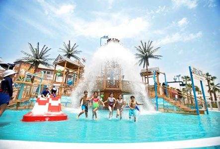 Laguna Waterpark promo code from VoucherCodesUAE