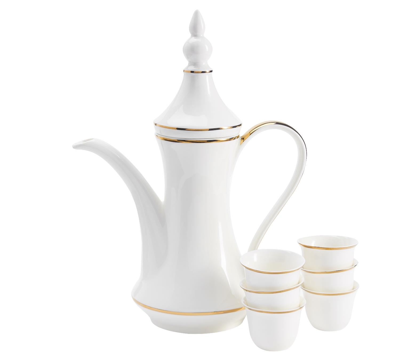 white teapot Pottery Barn VoucherCodesUAE