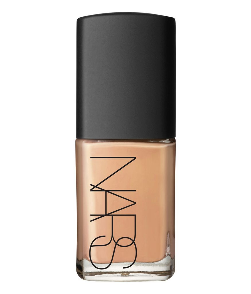 NARS Sheer skin foundation - vegan beauty products